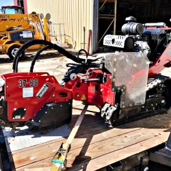 Barreto Stump Grinder E37SGB