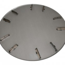Multiquip 11979E Float Pan