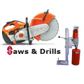 Saws & Drills