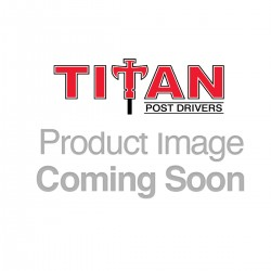 Titan Post Driver PGD18DCM Steel Multi Post Drive Cap 18 Gauge
