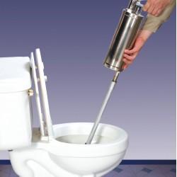 General Pipe Cleaners 115020.GEN Kinetic Water Ram w/case