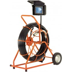General Pipe Cleaners 117840.GEN Gen-Eye POD w/ Wi-Fi, 200 ft. Gel-Rod, Camera
