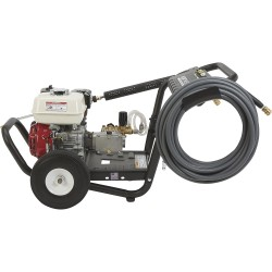 NorthStar 157122 Cold Water Pressure Washer, HonGX160, 3100PSI, 2.5GPM