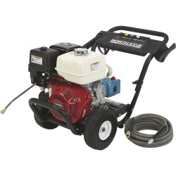 NorthStar 157127 Cold Water Pressure Washer, Honda GX390, 4200PSI, 3.5GPM