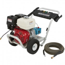 NorthStar 157133 Cold Water Pressure Washer, Honda GX390, 4200PSI, 3.5 GPM