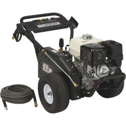 NorthStar 157136 Cold Water Pressure Washer, Honda GX390, 4,000 PSI, 3.5 GPM