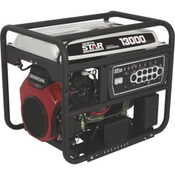 NorthStar 165606 Generator 13,000W Surge, 10,500W Rated, Electric Start