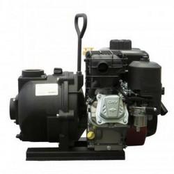 "Banjo 225PIH6.BAN Water Pump , 2"" Cast Iron 196cc w-GX200 w/Trimmed Impeller"