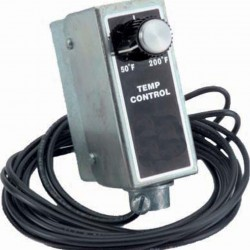 Brave 790561.DOS Thermostat, 70° - 250° w/ Control Knob