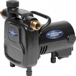 Superior Pump 90050 1/2 HP Cast Iron Transfer Pump