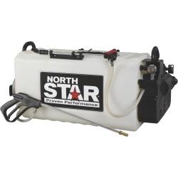 NorthStar 99906 ATV Boomless Broadcast and Spot Sprayer, 26-Gallon Capacity, 2.2 GPM