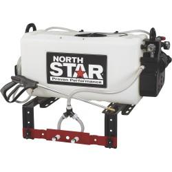 NorthStar 99907 High-Flow ATV Boomless Broadcast and Spot Sprayer, 26-Gallon Capacity, 5.5 GPM