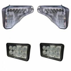 Tigerlights BOBCATKIT2 LED Light, Skid Steer Light Kit For Newer Bobcats
