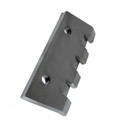 Brave BR10633 8 inch (203 mm) Auger Blade (3 Pack)