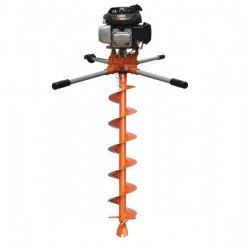 "Brave Two-Man Auger w/ 1"" Round Connection BRA250H"