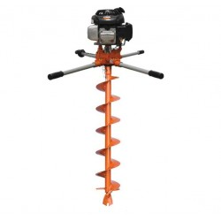 """Brave Two-Man Auger w/ 1"""" Round Connection BRA250H"""