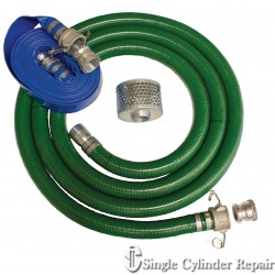 Brave Hose Kit w/ Couplers BRHK2