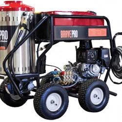 Brave BRP4030HCA Hot Water Pressure Washer Honda GX390 389cc