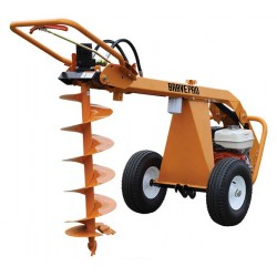 """Brave Towable Auger w/ 7/8"""" Ground Hog Type Connection BRPA325H"""