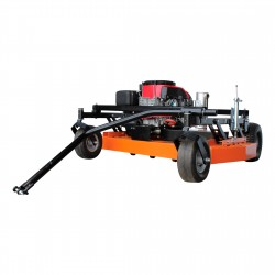 """Brave BRPFC112HE 60"""" Tow-Behind Finish Cut Mower w/ Honda GXV630 V-Twin Engine"""