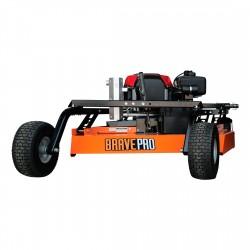 "Brave BRPRC108HE 44"" Rough Cut Tow Behind Trail Cutter w/ Honda GXV630 V-Twin Engine"