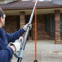 Brave BRSW6001.BRA Telescoping Extension Wand Extends to 52'
