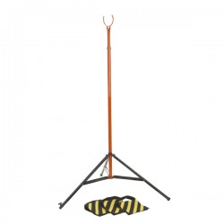 Brave BRSW6002.BRA 6' - 10' Tripod with Sandbags for use with Extension Wand