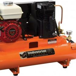 Industrial Air Contratista CTA5590856 Air Compressor, 8 Gallon, 9.9 CFM@90 PSI, GX160
