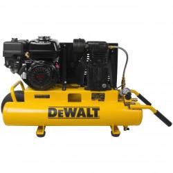 Dewalt DXCMTB5590856 Air Compressor, 8 Gallon, 9.9 CFM@90 PSI, GX160