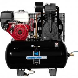 Industrial Air IH1393075 Air Compressor, 30 Gallon, 24 CFM@90 PSI, GX390