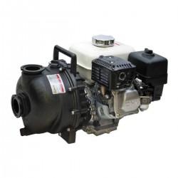 """Banjo M225PH-6-200.BAN Pump, 2"""" Poly Transfer, Honda GX200, Manifold"""
