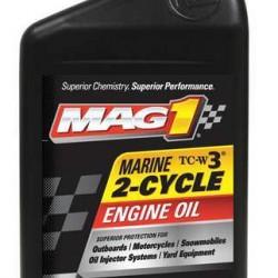 MAG 1 MAG00609 Marine Tc-W3 2-Cycle Qt.