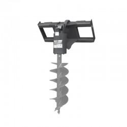 "CID MSA-2000 Auger Drive, 2"" Hex Drive, Mini Skid Attachment"