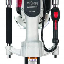 Titan Post Driver PGD3200X X-Series Contractor Grade Driver