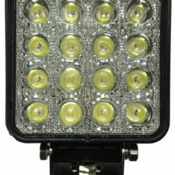 Tigerlights  TL105F LED Light, 2,650 LM, 48 W, 4.0 Amp, Flood