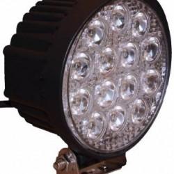 Tigerlights TL115F LED Light, 2,650 LM, 42 W, 3.5 Amp, Flood