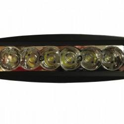 Tigerlights TL118S LED Light, 1,300 LM, 18 W, 1.5 Amp, Spot