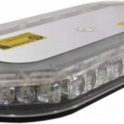 """Tigerlights TL1200 LED Light, Warning, 360 Flash Pattern, 14"""" L"""