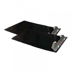 """Brave BR120-RM Rubber Mat for 14"""" Forward Plate"""