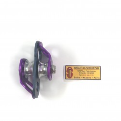 CMI 27210 PULLEY DOUBLE MICRO