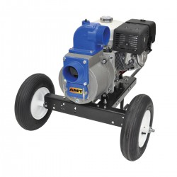 AMT 3994-96.AME Dolly Trash Pump, Honda GX390