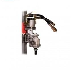 Diamond Products  4250021 Core Bore 4-Speed Mounted Hydraulic Motor