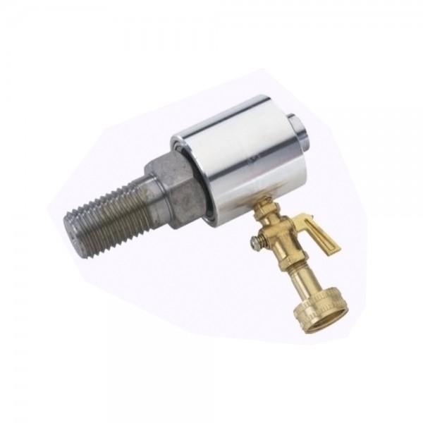 "Diamond Products 4400304 Water Swivel 750 HD 5/8""-16 Female to 1.250""-7 Male"