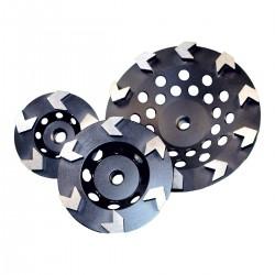 Diamond Products Arrow Segmented Cup Wheel for Floor Polishing
