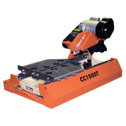 Diamond Products CC1000T 1-1/2 hp Super Duty Tile Saw