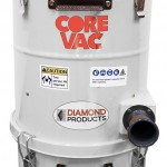 Diamond Products CV258C Can Style Dust Control Vacuum