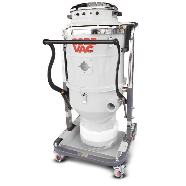 Diamond Products CV258B Bag Style Dust Control Vacuum