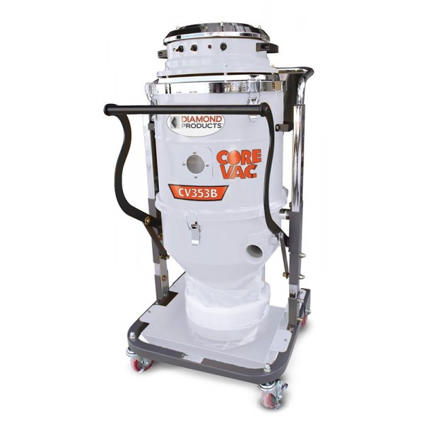 Diamond Products CV358B Bag Style HEPA Vacuum