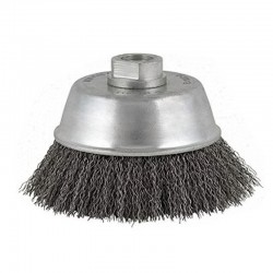 TYROLIT Crimped Wire Cup Brushes for Steel