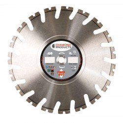 Diamond Products Cut-ALL Multi-Purpose Ultimate High Speed Diamond Blades For harder materials